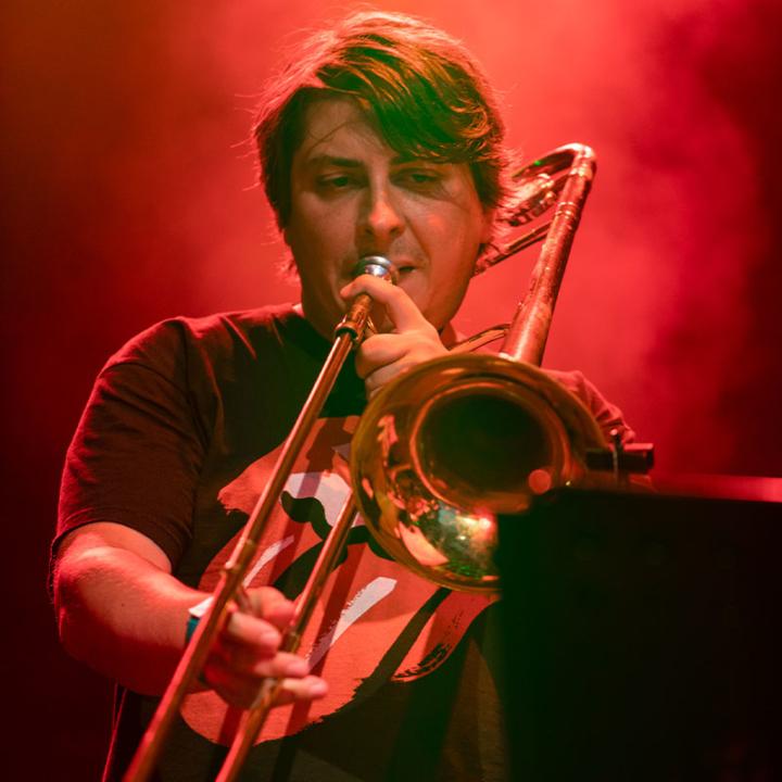 Mike Huber (Trombone)