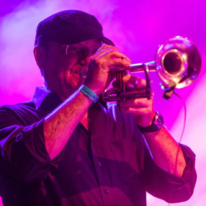 "Robert ""Robbie Militant"" Ponzer (Trumpet)"
